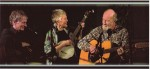 Mike, Peggy and Pete Seeger  Photography by Ursy Potter